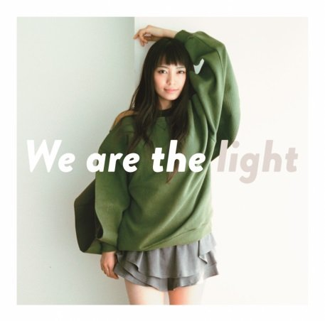 Single We are the light by miwa