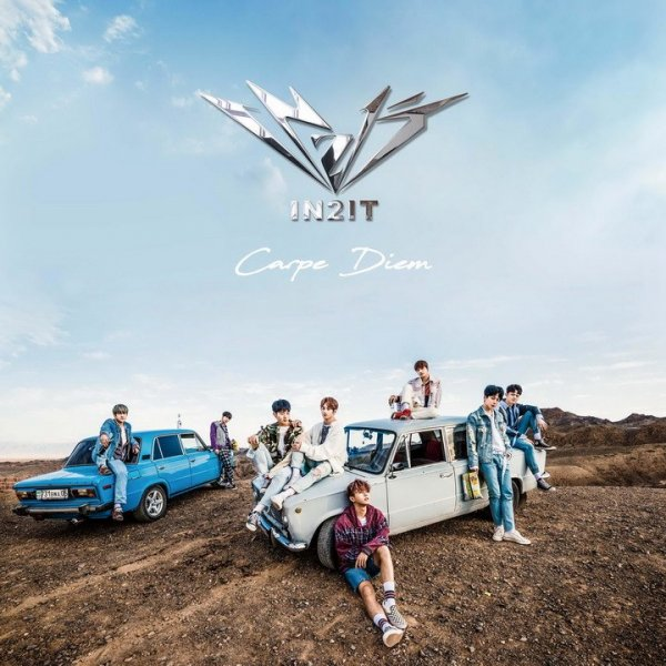 Mini album Carpe Diem by IN2IT