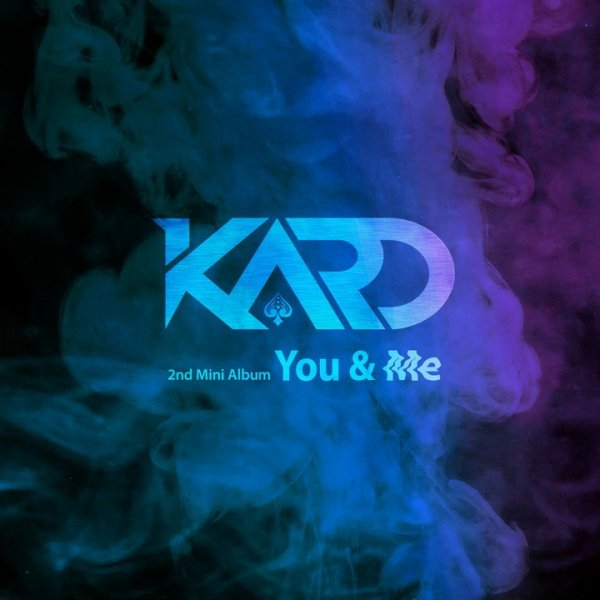 Mini album You & Me by KARD