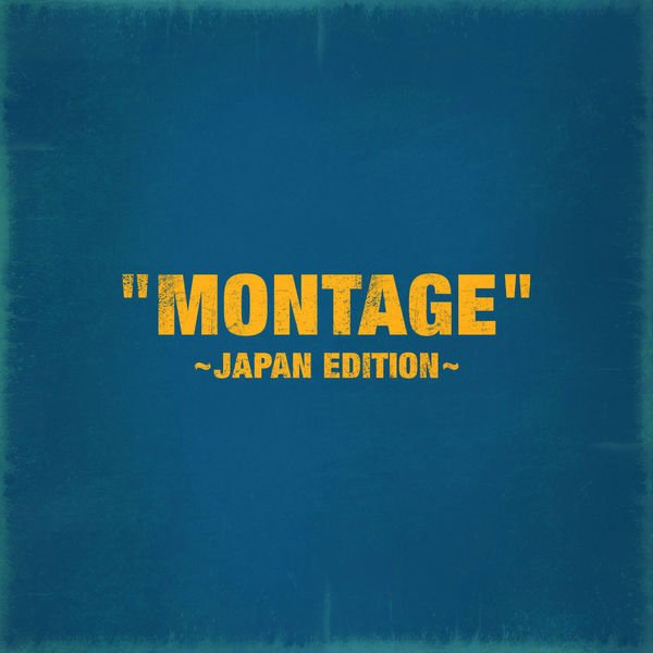 Single MONTAGE ~JAPAN EDITION~ by Block B
