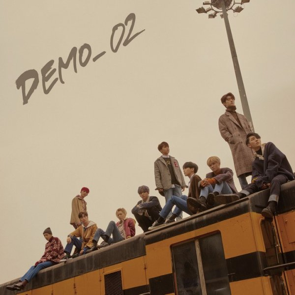 Mini album Demo_02 by PENTAGON
