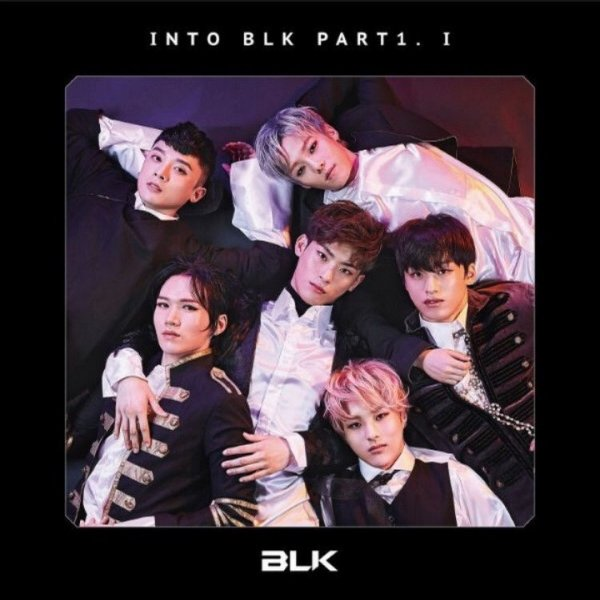 Mini album Into BLK Part1. by BLK