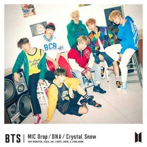 MIC Drop -Japanese ver.- by