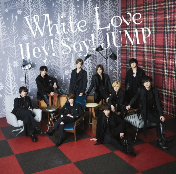 [MV] White Love  by Hey! Say! JUMP With Lyrics