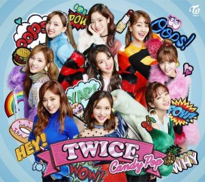 Candy Pop by TWICE