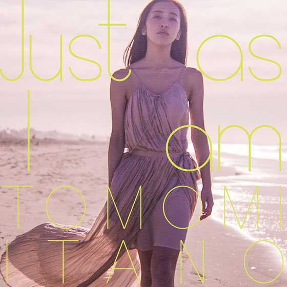 Just as I am  by Tomomi Itano