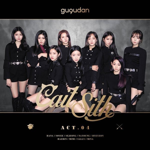 Mini album Act.4 Cait Sith by Gugudan
