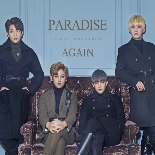 Single Again by Paradise