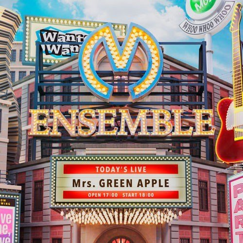Album ENSEMBLE by Mrs. GREEN APPLE