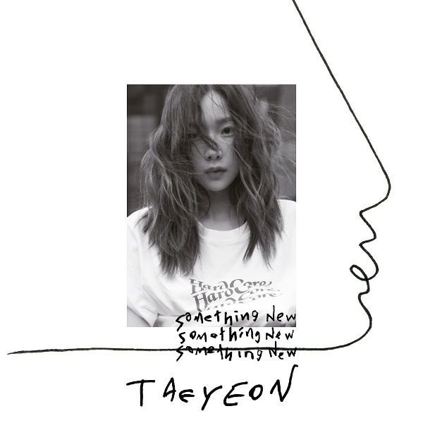 Mini album Something New by Taeyeon
