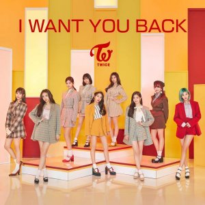 I want you back by TWICE