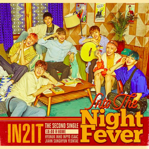 Single Into The Night Fever by IN2IT