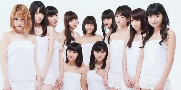 Morning Musume - girlband - jpop