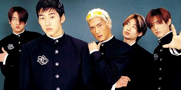 God Korean Group 31