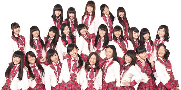 "JKT48/TPE48/SNH48 >> Single ""Believe"" 28348-jkt48-hjnw"