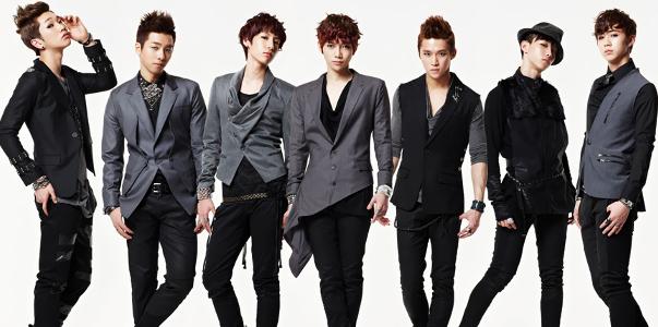 A-JAX - boyband - kpop