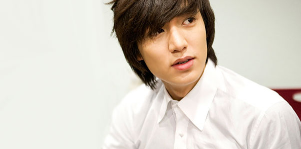 Recent news about lee min ho lee min ho tops popularity poll conducted