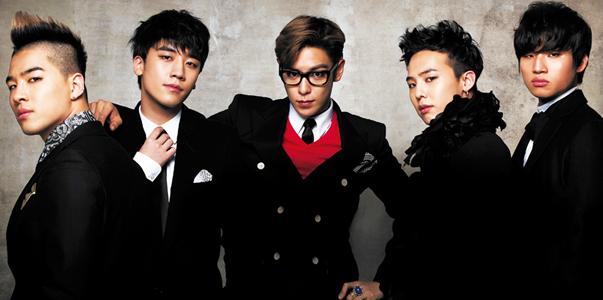 Big Bang - boyband - kpop