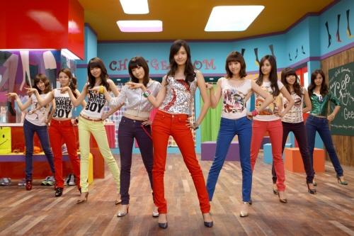 girls generation mini album