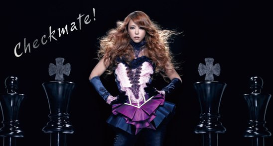 [Jpop] Namie Amuro's Collaboration Cover And Preview