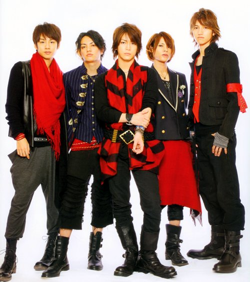 New KAT-TUN Songs Used In CMs