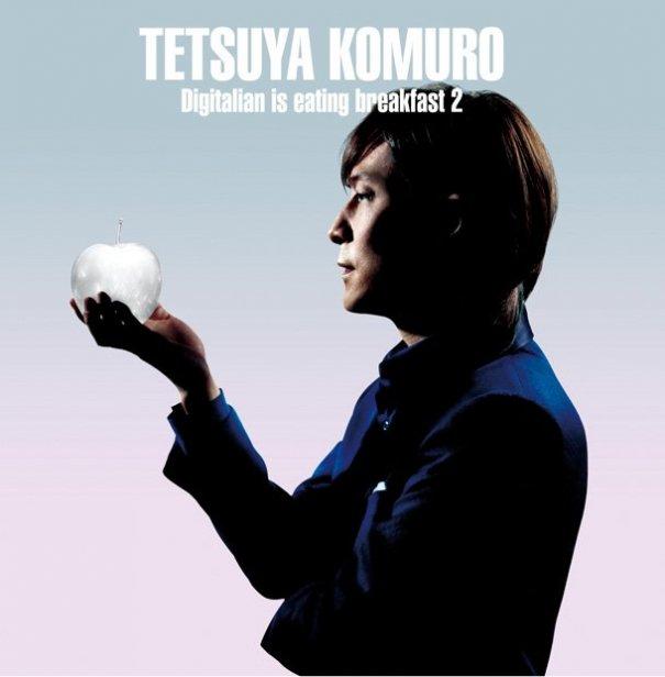 Komuro Tetsuya Reveals New Album Tracklist