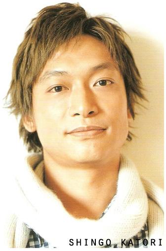 Katori Shingo anan