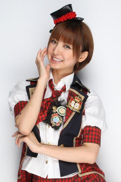 AKB48's Shinoda Mariko Lands Her Own TV Show