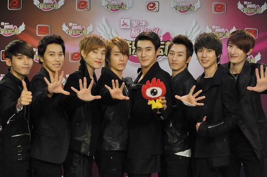 [Cpop] Super Junior M Debuts At Number 2 In Album Sales