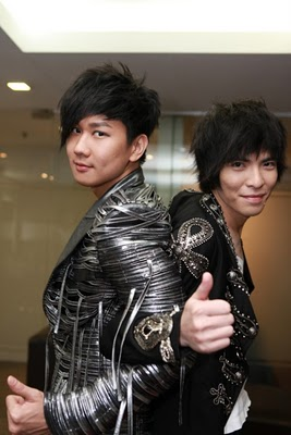 [Cpop] Jam Hsiao and JJ Lin Comes Out of the Closet?