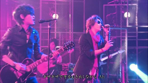 "Kazuya Kamenashi & Suga Shikao's Rock Version Of ""Real Face"""