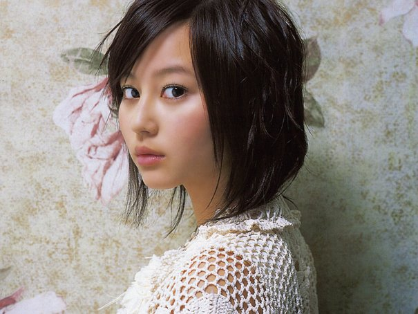 [Jpop] Maki Horikita for New