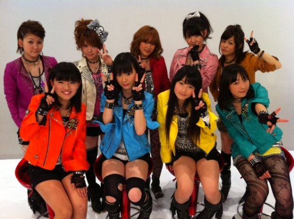 Pure Idol Heart: Morning Musume Only You PV
