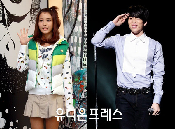 [Kpop] IU And 2AM's Changmin Named