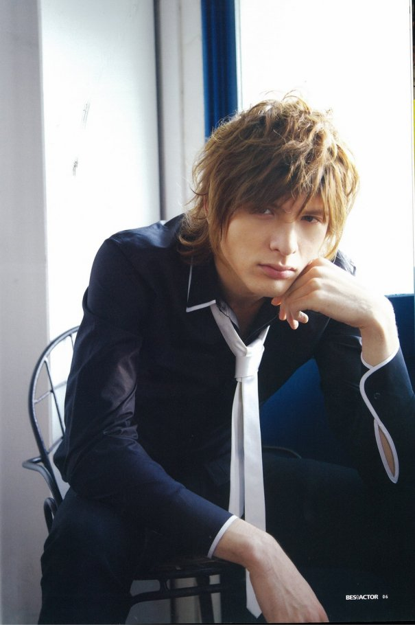 "Preview Of Shirota Yuu's PV ""Heart of Glass"""