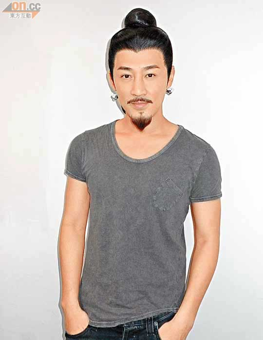 Raymond Lam Refuses to Talk About Mavis Pan