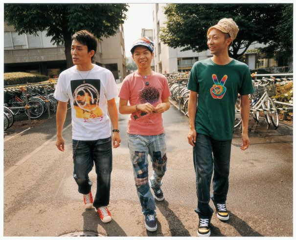 FUNKY MONKEY BABYS Provide Theme Song for TV Drama