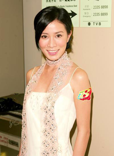 Charmaine Sheh Considers Signing Contract With Huayi Brothers