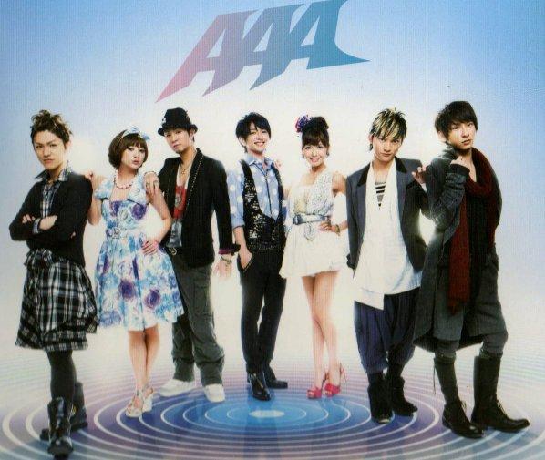 [Jpop] AAA Reveals