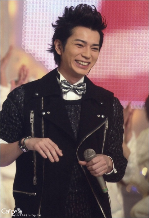 Jun Matsumoto Spotted With Mysterious Woman
