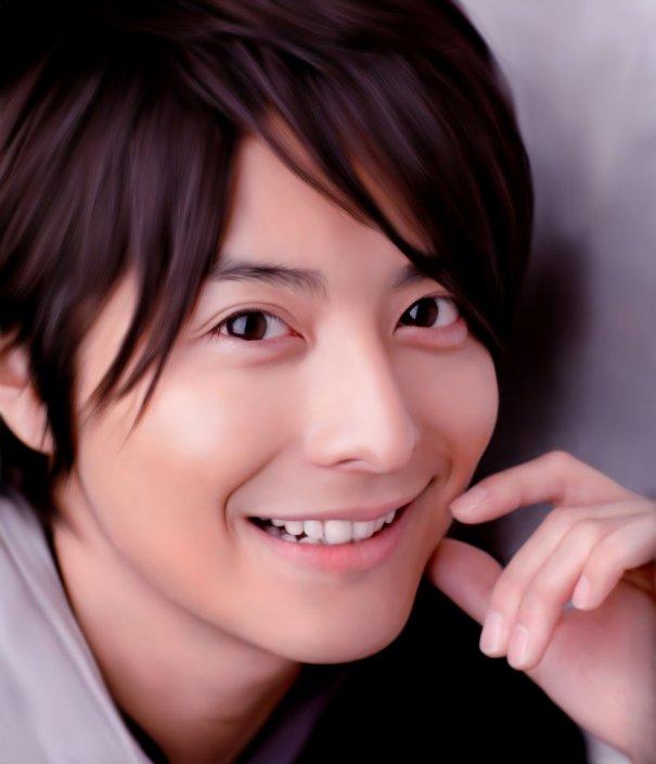 japanese male model