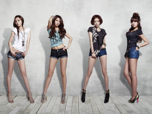 [Kpop] Brown Eyed Girls To Make Comeback In June