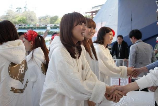 [Jpop] SDN48 Thanks Fans At Special Handshake Event
