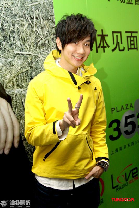 JJ Lin Endorses Peanut Milk