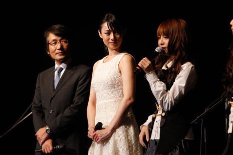 SCANDAL Are Starstruck From Meeting Fukada Kyouko!