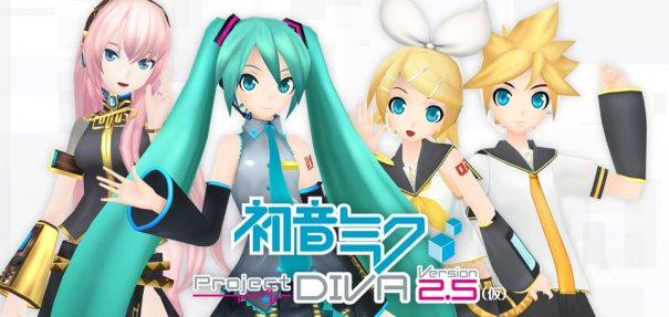 A First Look: Hatsune Miku Project DIVA Ver.2.5