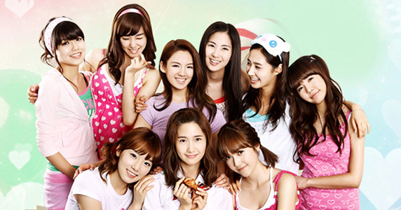 [UPDATED] SNSD Stars in CF for Goobne Chicken