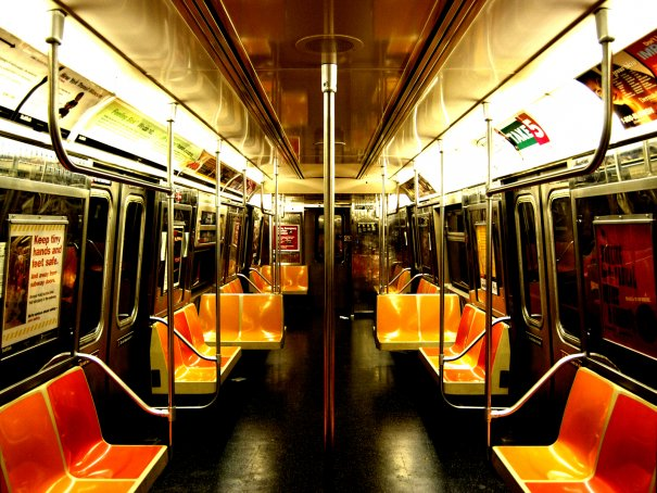 Which Artist Is Unlikely To Ride On The Subway?