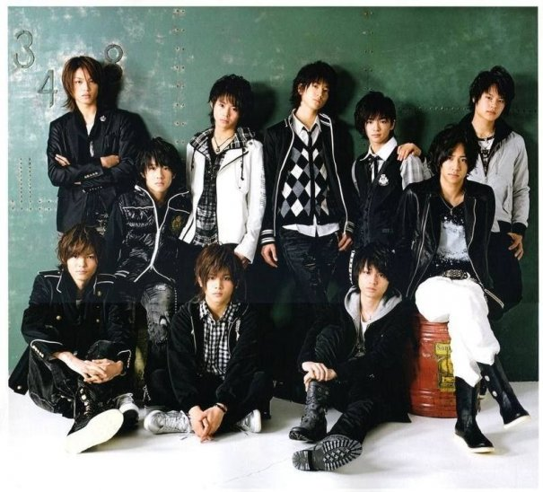[Jpop] Hey!Say!JUMP To Release New Single