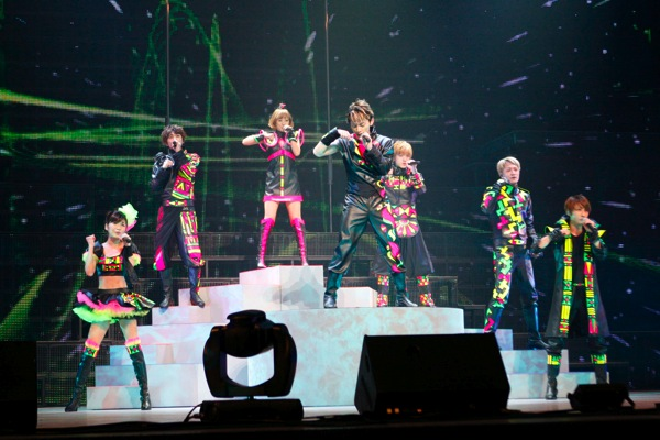 [Jpop] AAA @ Buzz Communication Tour